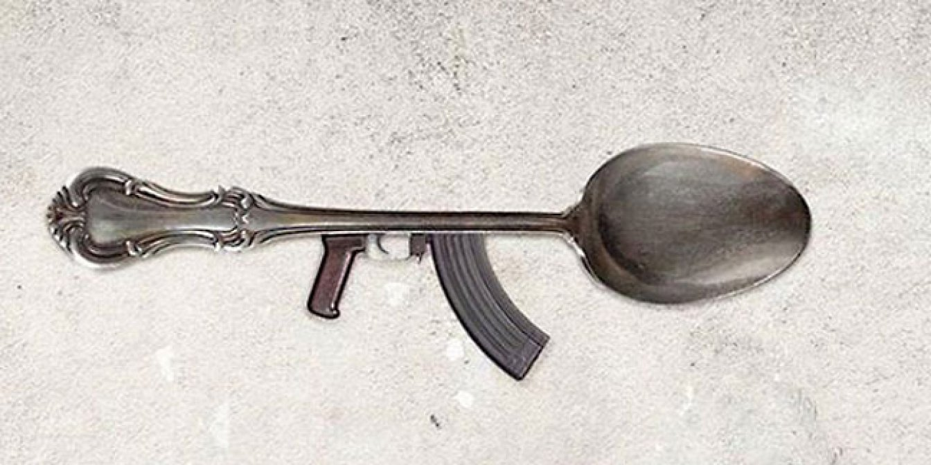 Hunger as a weapon