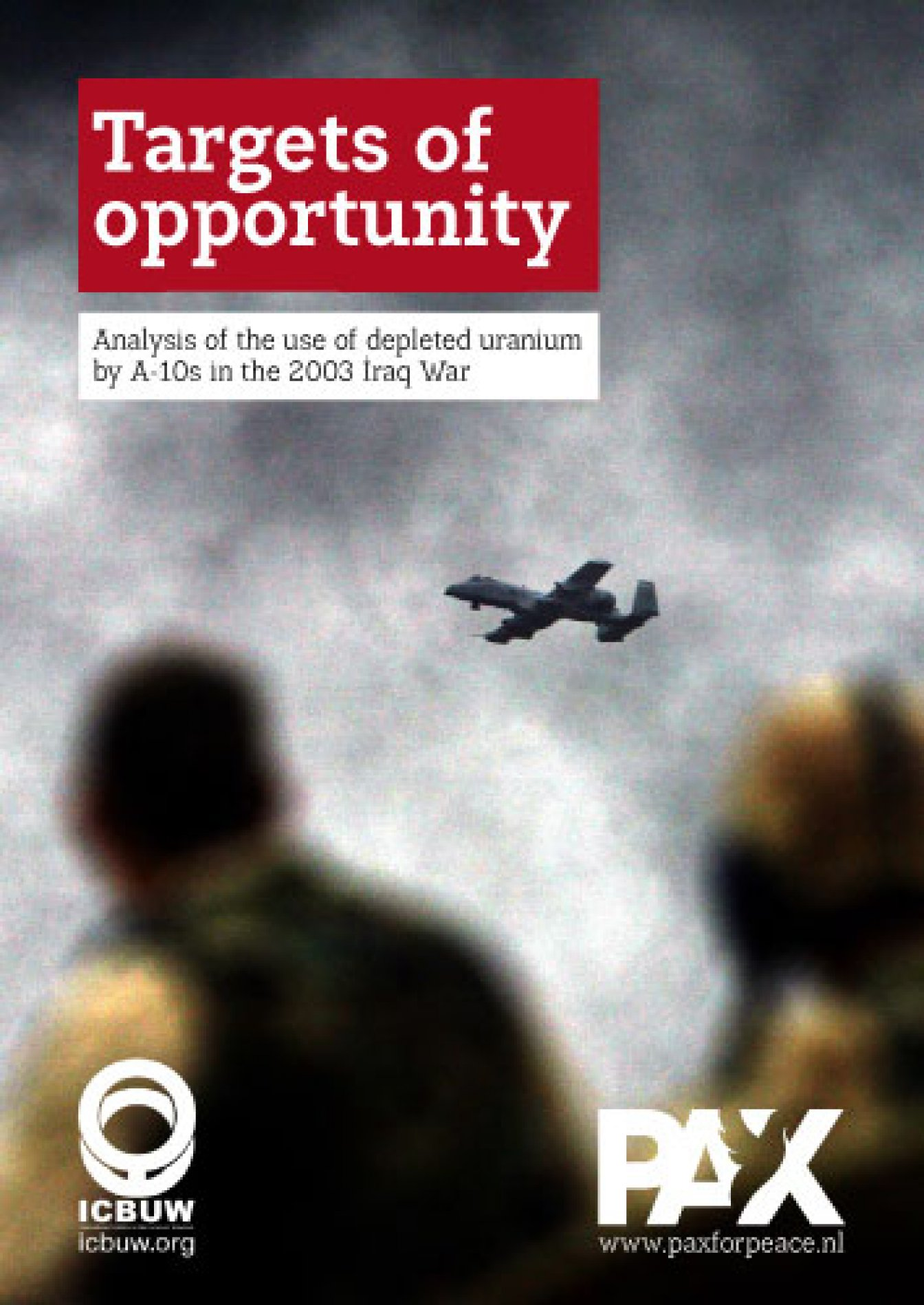 Cover of the report Targets of opportunity