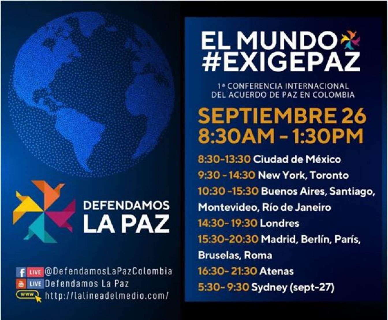 conference colombia