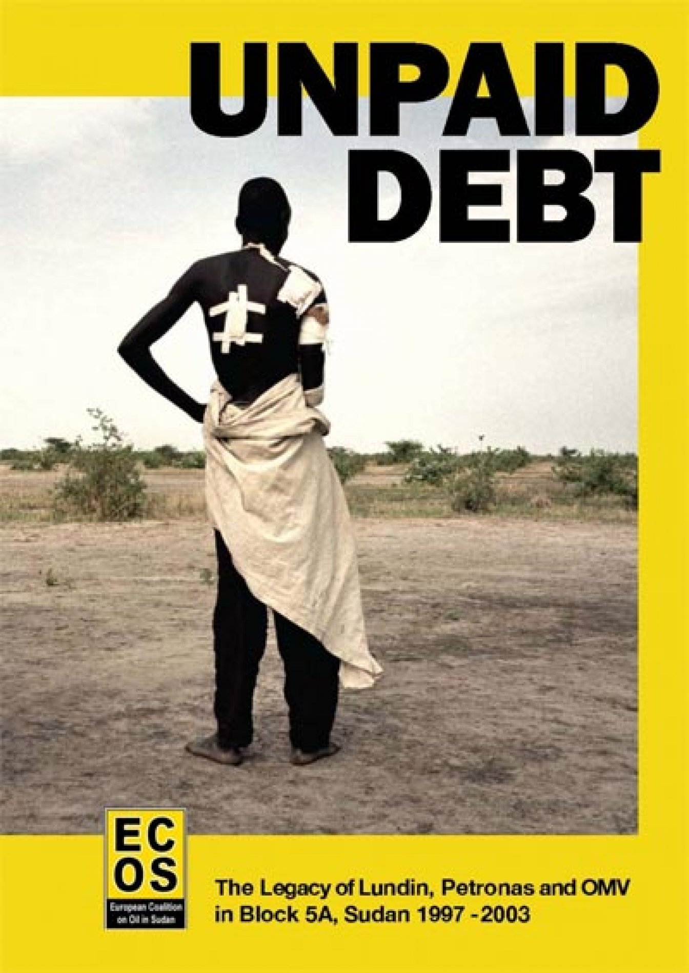 cover of the Unpaid Debt report.