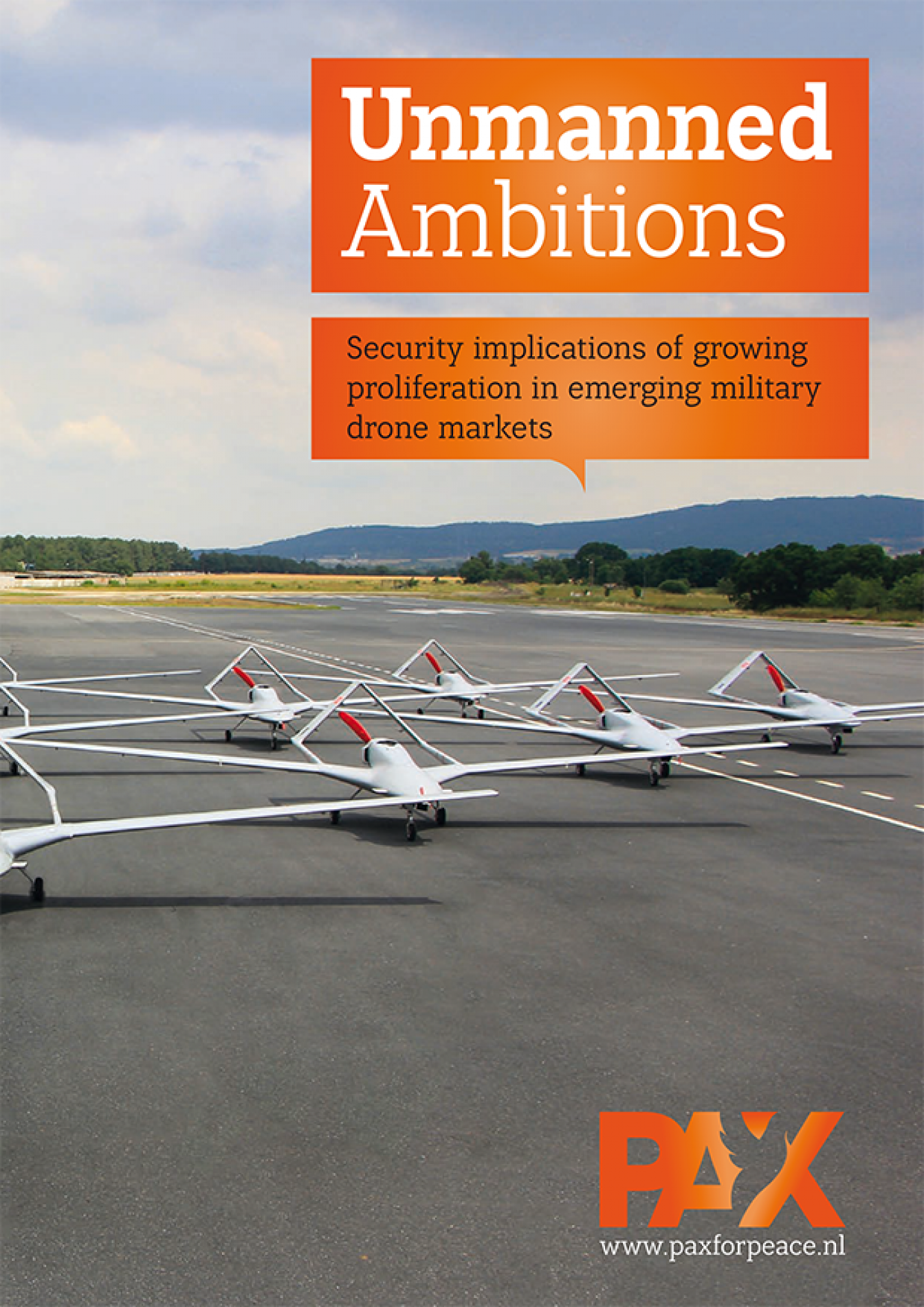 Unmanned Ambitions report